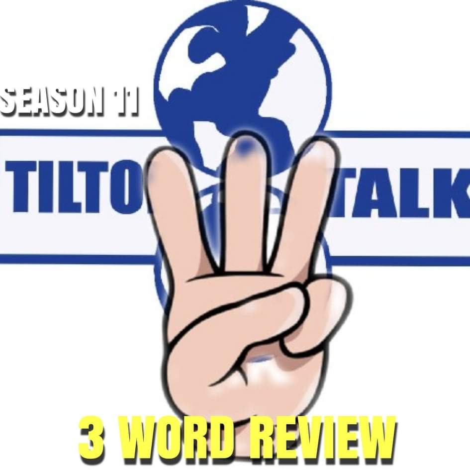 Three word review